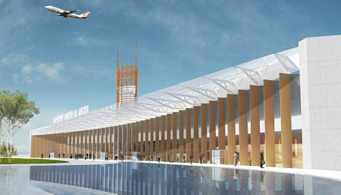 Aéroport de Nador - Maroc