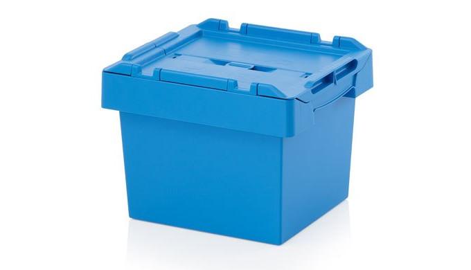 Cutii din plastic.