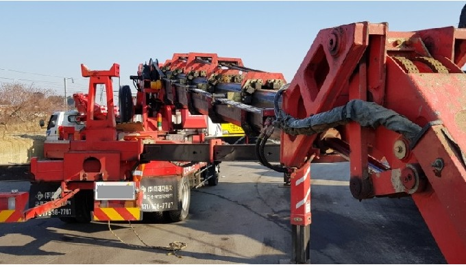 Jangbi Machinery was founded in 2009, and we are one of the leaders in the purchase and sale of USED special equipment;