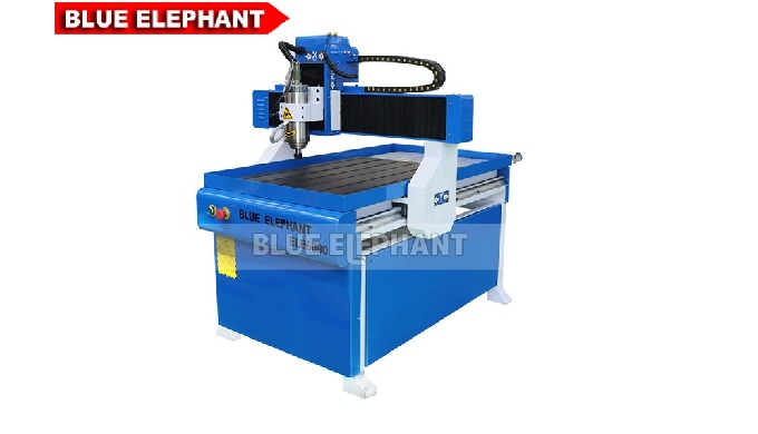 Features : 1. Integral cast iron frame,more durability. and this is one of the typical features of Advertising CNC Route
