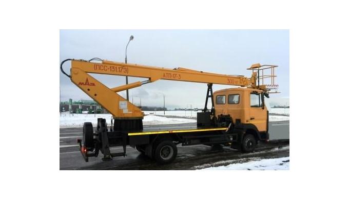 Camioane cu autoturn şi scară mobilă extensibilă