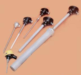 Las cañas pirómetricas son unos sensores que nos va a facilitar la medición de la tempertura. Normalmente se componen de
