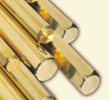 Brass Solid Rods