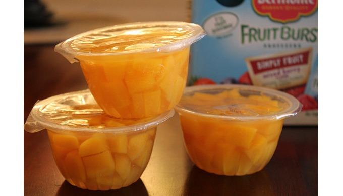 Fruit cup,Plastic fruit cup 4oz,8oz