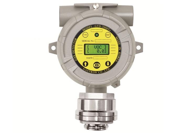 GTD-2000Tx (Smart Diffusion Oxygen & Toxic Gas Detector)