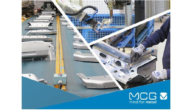 """Tecnologias de topo MCG automotive no projeto Reinforcement – """"C"""" Pillar do Volkswagen T-Roc"""