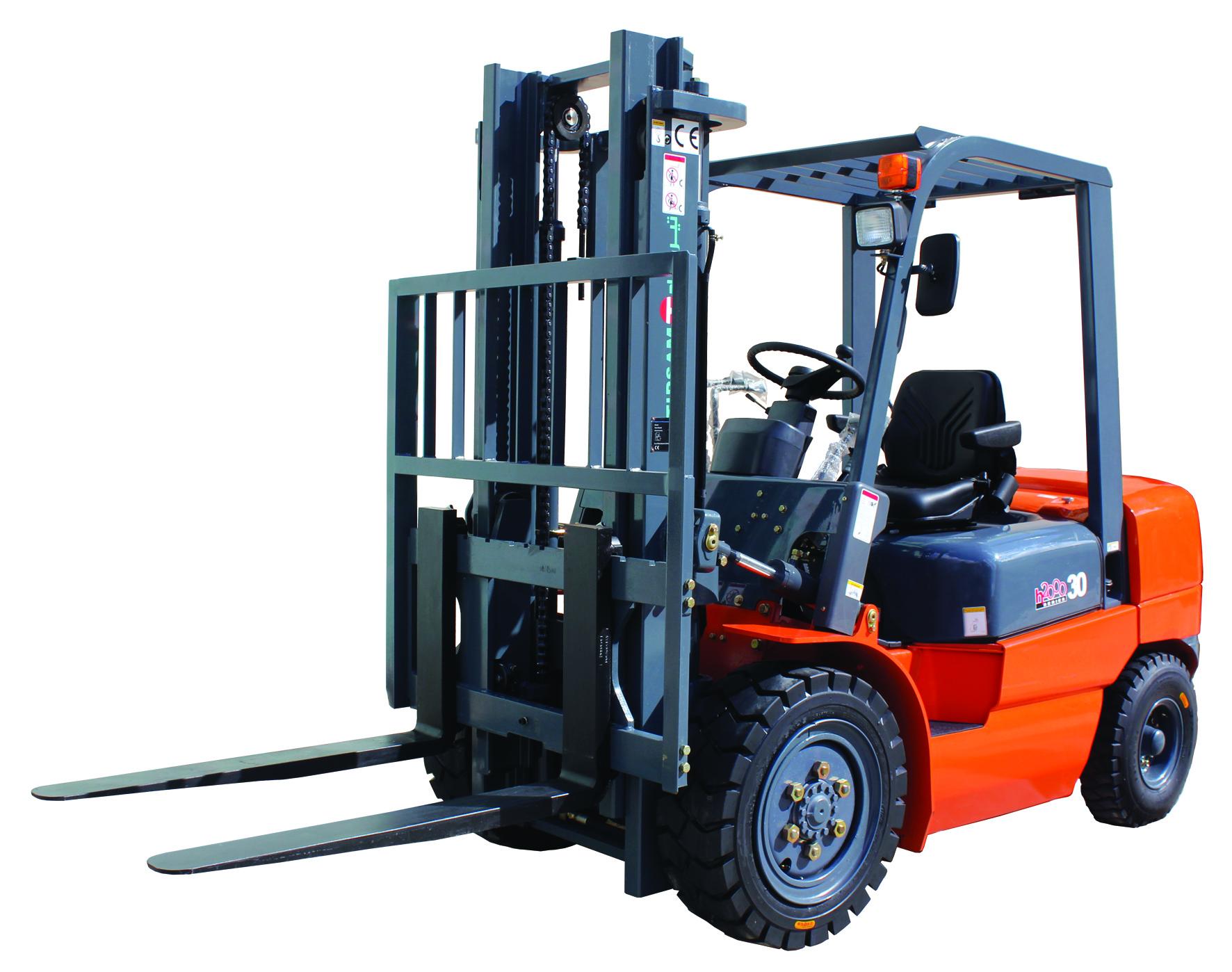 Un chariot petit mais costaud pour une utilisation moyenne avec une capacité de levage de 3 tonnes. *CARATERISTIQUES: Fa