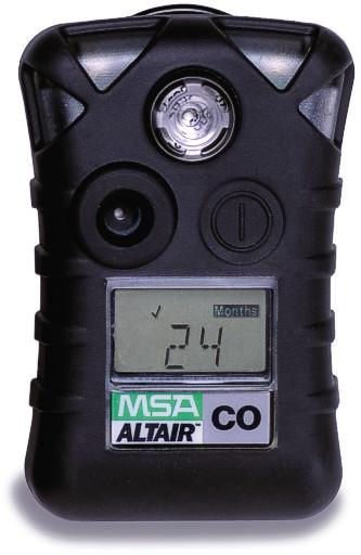 Le MSA ALTAIR est un détecteur de gaz haute performance et fiable pour l'H2S, le Co et l'O2. L'ALTAIR a une durée de vie