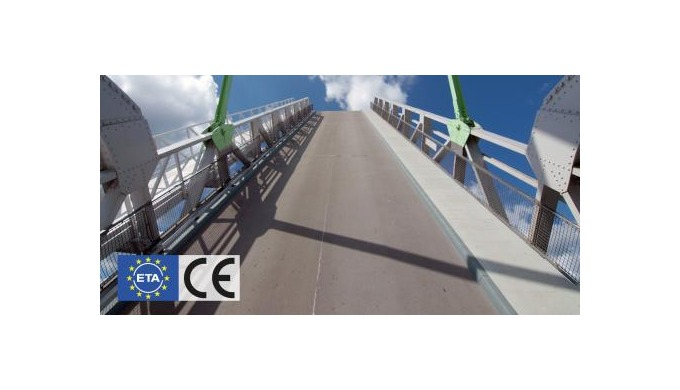 Fiberline - Bridge deck - decking systems