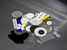 Zuschnitte, Technische Gewebe aller Art, Leder und Kunstleder, Stoffe verschiedenster Art, Schaumstoffe, und vieles mehr