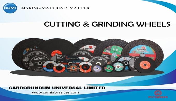 Cutting & Grinding Wheels