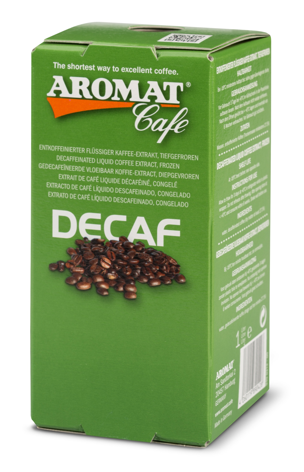 AROMAT Cafe DECAF