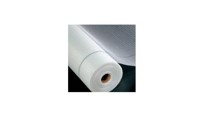 Plasa din fibre de sticla, 80 gr/m.p.(rulou 1х50m)&#x3b;145 г/м.кв. (rulou 1х50м)&#x3b; 160 г/м.кв. (rulou 1х50м)/