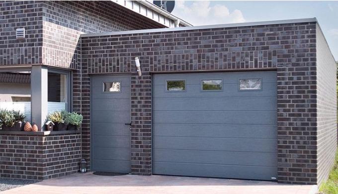 La porte sectionnelle vous offre un confort irréprochable, une sécurité maximale et un gain de place optimal. Elle se co