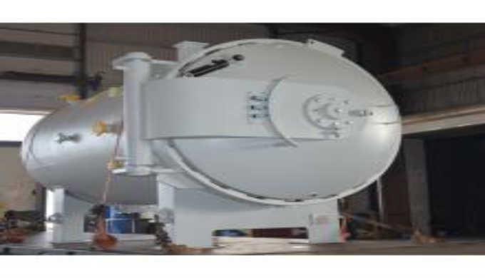 Tlakové nádoby - výroba BAEST, Machines & Structures, a.s. Benešov vyrábí a dodává tlakové nádoby pro všechny druhy prac