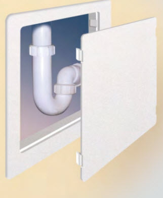 PANELCRAFT ACCESS PANELS have developed the PLASTICPAN RANGE to provide a cost effective solution and versatile access t