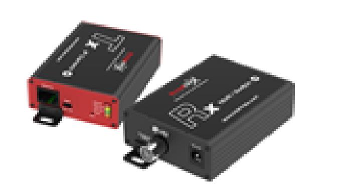 ECP-2601 - это высокоскоростной удлинитель Ethernet и PoE на большие расстояния, который позволяет передавать сигналы Et