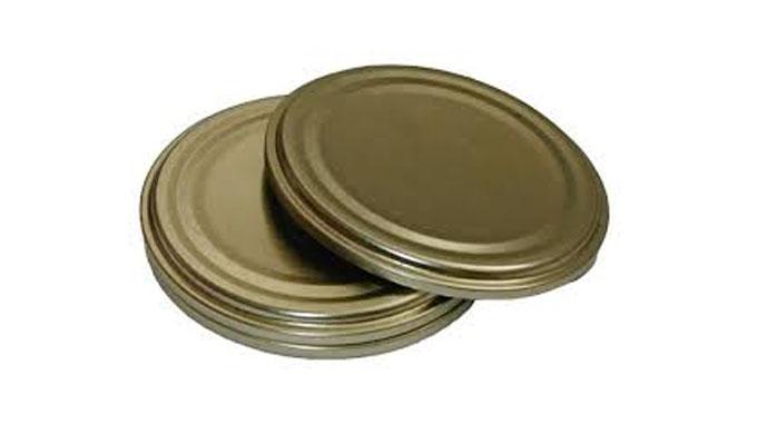 Крышки металлические для консервирования СКО-82