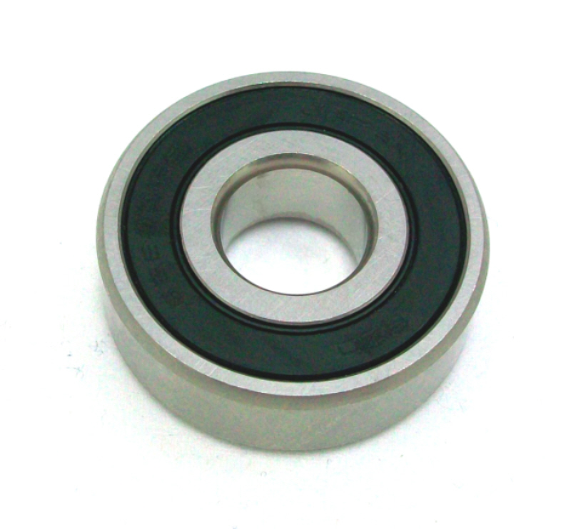 440 grade stainless steel ball bearings are available open, shielded or sealed. These larger corrosion resistant bearing