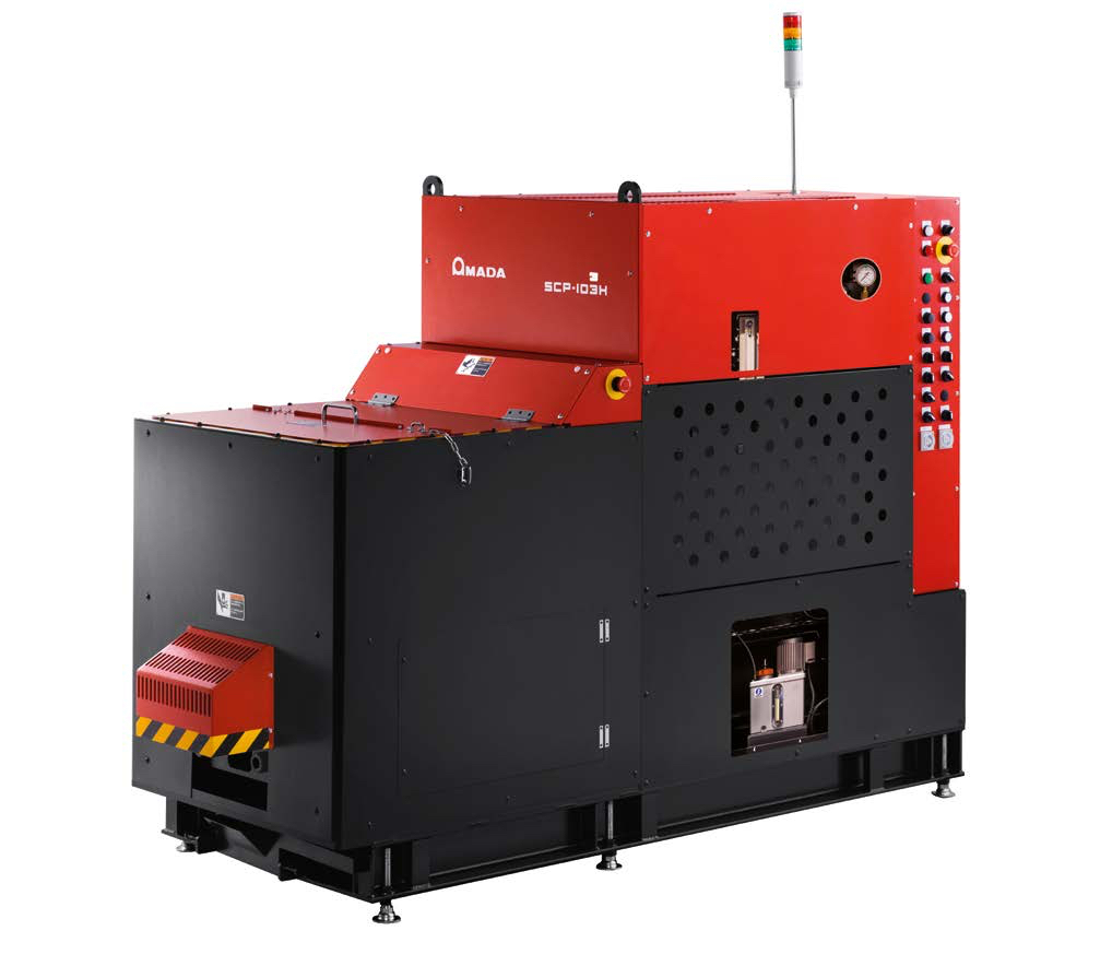 AMADA Chip compactor SCP103H