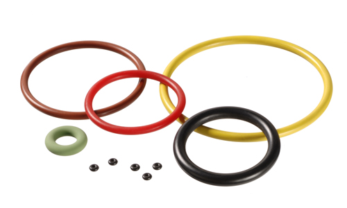 Endless O-Rings with a circular cross-section: O-Rings are among the sealing classics par excellence. Primarily used for