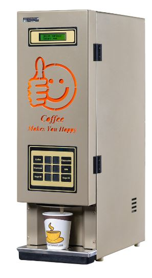 This machine is a perfect fit for offices, small restaurants coffee shops etc All components are made of ROHS compliant