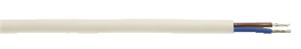 Halogenfri och värmebeständig anslutningsledning med isolering och mantel av EVA enligt SS 424 02 35-11 S1.