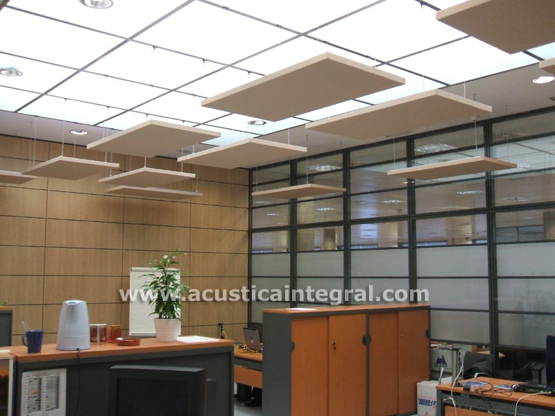PRESENTATION Acustiart panels have been designed to provide almost infinite possibilities for walls and ceiling applicat