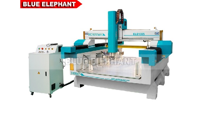 Features: 1. 1325 3D Foam Toys Engraving Machine is one of the typical EPS styrofoam CNC Router that we can supply. 2. T