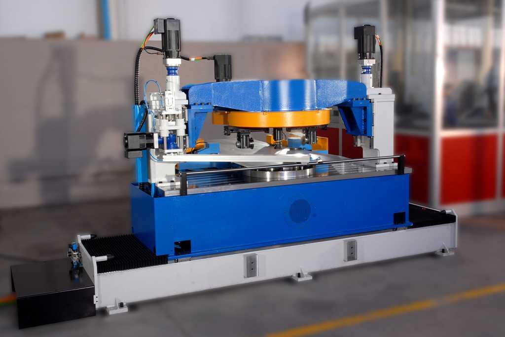 Cizallas circulares automáticas y semiautomáticas. Timac es el gran especialista europeo en cizallas circulares. Dependi