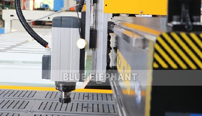 Machines chinoises de découpage en bois de la machine 2040 de commande numérique par ordinateur pour des meubles en bois