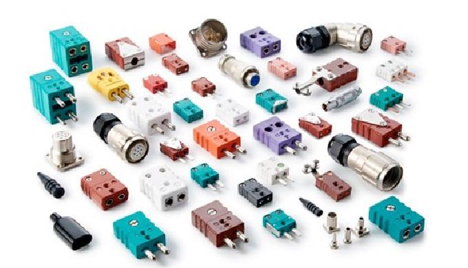 Conectores para Termopares y Termorresistencias diseñados para asegurar un buen contacto, incluso en las aplicaciones má