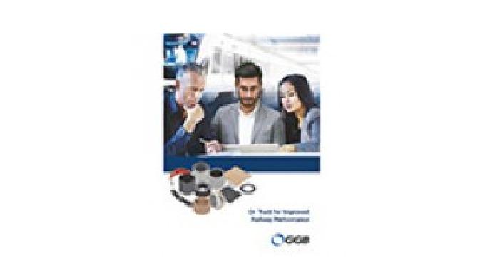 Neue GGB Broschüre: Auf der Spur für bessere Leistungen im Schienenverkehr