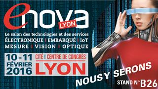 ENOVA LYON - 10 et 11 FEVRIER 2016