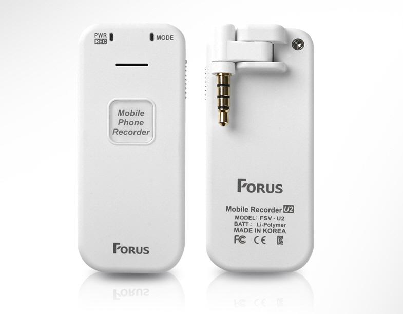 Smartphone  recorder(FSV-U2)