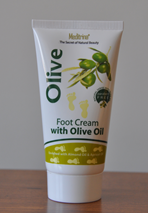 Foot Cream with Olive Oil , Foot Care , Cream , Cosmetics , Foot Spray