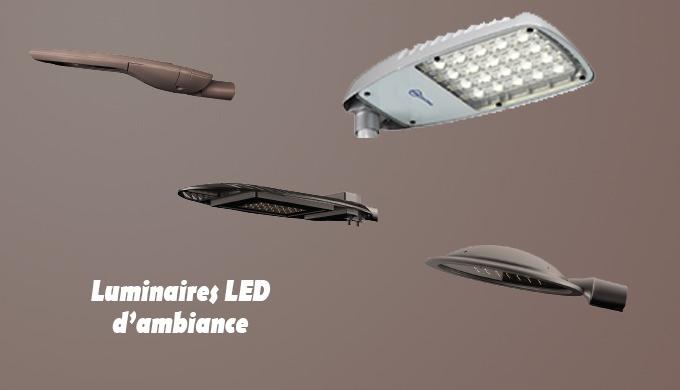 Luminaire à LED