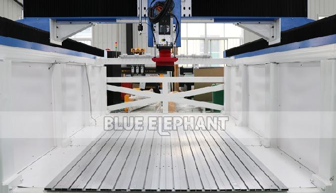 ELECNC-1530 4D EPS Foam ATC Гравировальный станок с ЧПУ для деревянных моделей самолетов