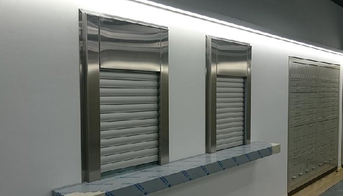 Security roller shutters are secure against break-ins. This depends upon the whole nature of the individual parts of the