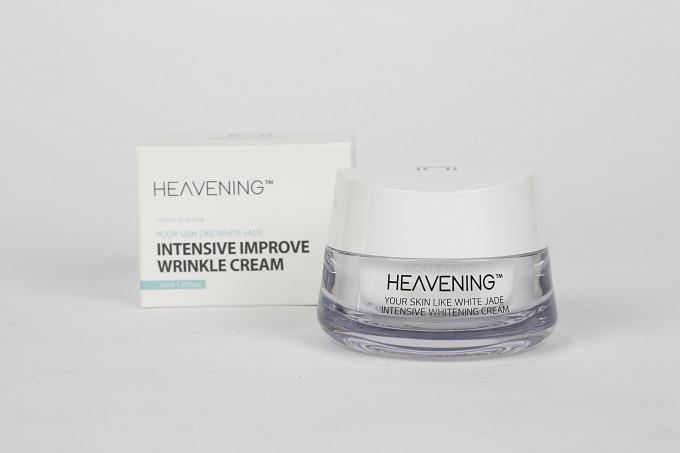 HEAVENING INTENSIVE WHITENING CREAM 50ml