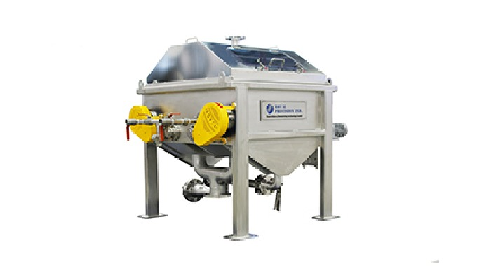 The low speed drum thickner is the instrument which rotates the instrument with the way that it supplies the floc (Floc)