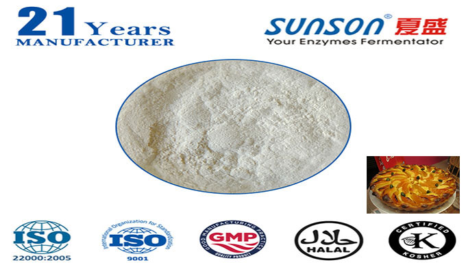 INTRODUCTION Glucose Oxidase is made from Aspergillus niger through cultivation and extraction technique. It is mainly
