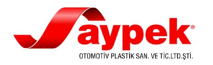 Aypek Otomotiv Plastik Sanayi Ticaret Ve Pazarlama Ltd Sti