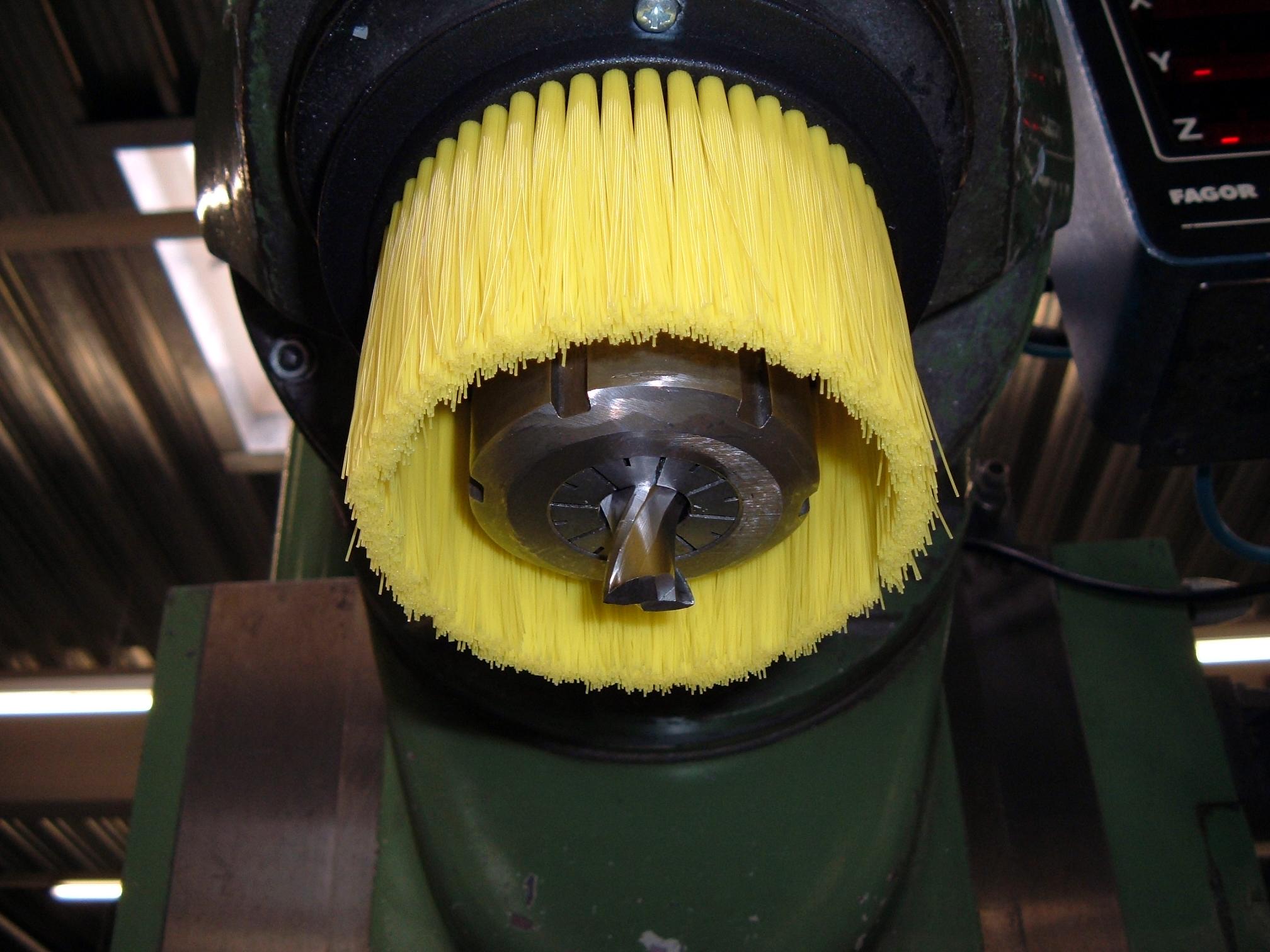 Das Mink TD-System besteht aus einbaufertigen Rundelementen zum Abdichten, Gleiten und Tragen. Je nach Faserlänge bieten