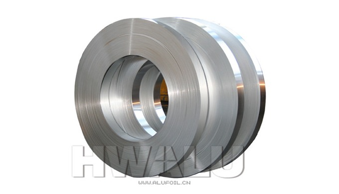 Sheet Metal Roll Round Edge Aluminum Strip for  Transformers