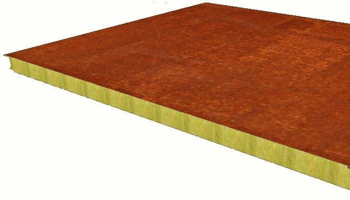 Novo produto de Painéis ACH – Painel Aço Corten