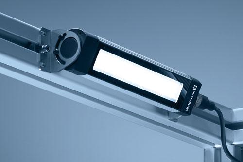 Maschinenlicht mit digitaler Schnittstelle