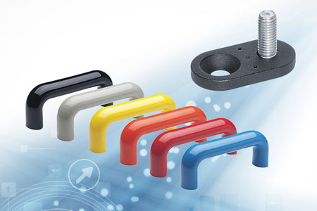 Bridge/pull handles are such widely used items in industry that we sometimes need to modify the fixing – for example whe