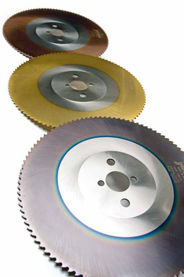 Julia HSS circular saw blades