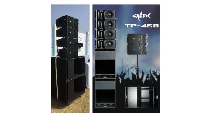 main speakers &subwoofer TPA TP-450&P181SP